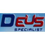 DEUS-PRO s.r.o. – logo společnosti