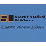 STAVBY A LEŠENÍ Růžička s.r.o. – logo společnosti