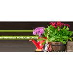 Květinářství FANTAZIE – logo společnosti
