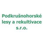 Podkrušnohorské lesy a rekultivace s.r.o. – logo společnosti