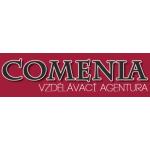 COMENIA, vzdělávací agentura - PhDr. Vladimíra Tilšerová – logo společnosti