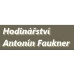 Hodinářství Antonín Faukner – logo společnosti