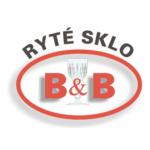 B + B ryté sklo – logo společnosti