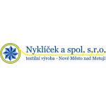 NYKLÍČEK a spol. s r.o. – logo společnosti