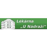 """Lékárna """"U Nádraží"""" s.r.o. – logo společnosti"""
