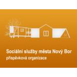 Sociální služby města Nový Bor, příspěvková organizace – logo společnosti