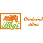 Bogi chráněná dílna – logo společnosti