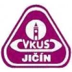 VKUS, výrobní družstvo, Jičín – logo společnosti