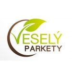 Daniel Veselý- PARKETY VESELÝ – logo společnosti
