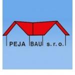 Peja - Bau, spol. s.r.o. – logo společnosti