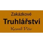 Páv Kamil - zakázkové truhlářství a železářství – logo společnosti