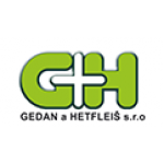 GEDAN a HETFLEIŠ, s.r.o. – logo společnosti