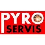 Malý Pavel - PYROSERVIS – logo společnosti
