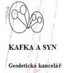 Geodetická kancelář - Kafka a syn – logo společnosti