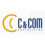 C&COM Advertising s.r.o. – logo společnosti