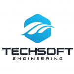 TechSoft Engineering,spol. s r.o. – logo společnosti