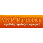 Dobrovolný Radek - V.K.P. Pardubice – logo společnosti