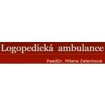 Logopedická ambulance - PaedDr. Zelenková Milena – logo společnosti