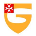 Gymnázium Suverénního řádu maltézských rytířů ve Skutči – logo společnosti