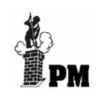 Moravec Petr - M + R komínové systémy – logo společnosti