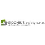SIDONIUS palety s.r.o. – logo společnosti