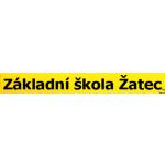 Základní škola Žatec, Petra Bezruče 2000, okres Louny – logo společnosti