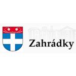 obec Zahrádky – logo společnosti