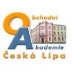 Obchodní akademie, Česká Lípa, náměstí Osvobození 422, příspěvková organizace – logo společnosti