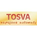 TOSVA-nápojové automaty s.r.o. – logo společnosti