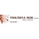 TISKÁRNA - BOR spol. s r.o. – logo společnosti