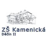 Základní škola Děčín II, Kamenická 1145, příspěvková organizace – logo společnosti