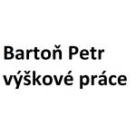 Bartoň Petr, výškové práce – logo společnosti