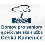 Domov pro seniory a pečovatelská služba Česká Kamenice, příspěvková organizace – logo společnosti