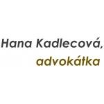 Kadlecová Hana, advokátka – logo společnosti