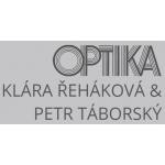 OPTIKA - Táborský - Řeháková – logo společnosti