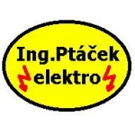 Ing. Ptáček - Elektro, s.r.o. – logo společnosti