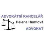 Advokátní kancelář JUDr. Helena Humlová – logo společnosti