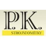 PK Strojní omítky – logo společnosti