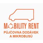 MOBILITY RENT - PŮJČOVNA DODÁVEK A MIKROBUSŮ PRAHA – logo společnosti