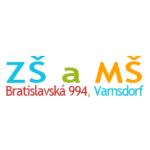 Základní škola a Mateřská škola Varnsdorf, Bratislavská 994, okres Děčín, příspěvková organizace – logo společnosti
