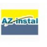 AZ-INSTAL (fakturační adresa) – logo společnosti