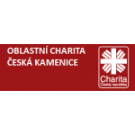 Oblastní charita Česká Kamenice – logo společnosti
