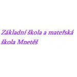 Základní škola a mateřská škola Mnetěš – logo společnosti