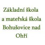 Základní škola a mateřská škola Bohušovice nad Ohří – logo společnosti