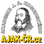 Akademie J.A.Komenského oblast Česká Lípa – logo společnosti