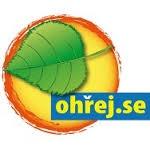 OHŘEJ SE, s.r.o. – logo společnosti