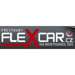 FLEXCAR s.r.o. - Přestavba na palivo E85 Bioetanol – logo společnosti