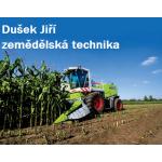 Dušek Jiří- zahradní technika – logo společnosti