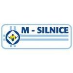 M - SILNICE a.s. (pobočka Klášterská Lhota) – logo společnosti