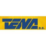 Tena, a.s. (pobočka Praha 4-Nusle) – logo společnosti